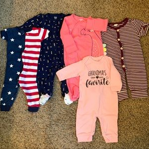 Other - 6-9 Month Sleepers/Rompers